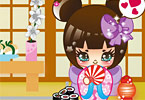 Play Kokeshi World Game