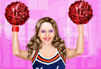 Play Jennifer Lawrence Cheerleader Game