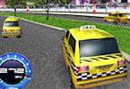 Play 3D Taxi Racing Game