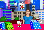 Play Dolls Factory Game