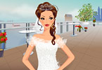 Play Stylish Wedding Makeover Game