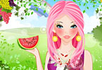 Play Fruitilicious Makeover Game