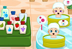 Play Spa Care Game