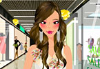 Play Fashionista Makeover Game