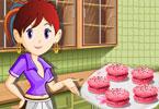 Sara Cooking Class Macarons