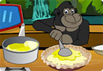 Play Banana Cream Pie Game