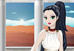 Play Greek Goddess Makeover Game