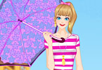 Summer Beautiful Parasol