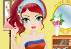 Play Pajama Party Makeover Game