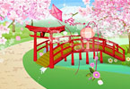 Play Exterior Designer Japanese Garden Game