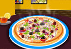 Delicious Pizza Decoration