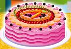 Fruits Special Cake