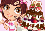 Play Cute Wedding Cake Game
