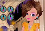 Play Milan Glam Girl Makeover Game