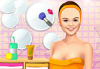 Play Beauty Rush Makeover Game
