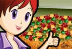 Sara Cooking Class Fruit Cake