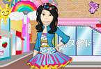 Play Harajuku Girl Game