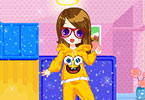 Play Autumn Sleepwear Show Game