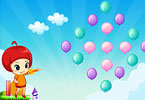 Play Balloon Pop Game