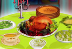 Play Thanksgiving Dinner Game