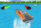 Play 3D Powerboat Race Game
