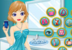 Play Glitter And Ice Makeover Game