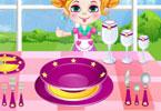 Kiki Cooking Formal Table Setting