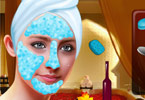 Saoirse Ronan Facial Spa