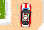 Play Santa Drive Game