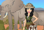 Play Safari Dress Up Game
