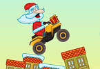 Play Santa Bike Ride Game