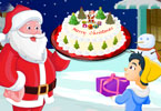 Play Christmas Cake Game