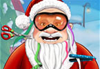 Play Santa Real Haircuts Game
