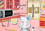 Sara Cooking Class Scones