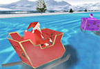 Play 3D Santa Racing Game