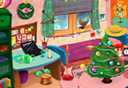 Play Emma Christmas Room Game