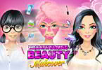 Play Breathtaking Beauty Makeover Game