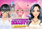 Breathtaking Beauty Makeover