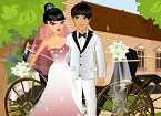 Play Wedding Carriage Chic Game