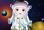 Play Astronaut Girl Game