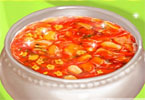 Italian Soup Minestrone
