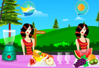 Play Jump Juice Bar Game