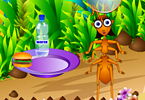Play Feed The Sweet Ants Game