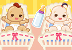 Play Cute Baby Daycare Game