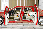 Play Cool Car Cleaning Game