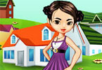 Play Fabulous Dream City Girl Game