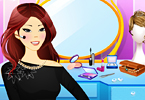 Play Luxurious Beauty Makeover Game