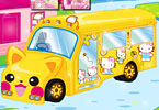 Play School Bus Design Game