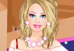 Play Barbie Weekend Dress Up Game