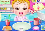 Play Baby Hazel Brushing Time Game